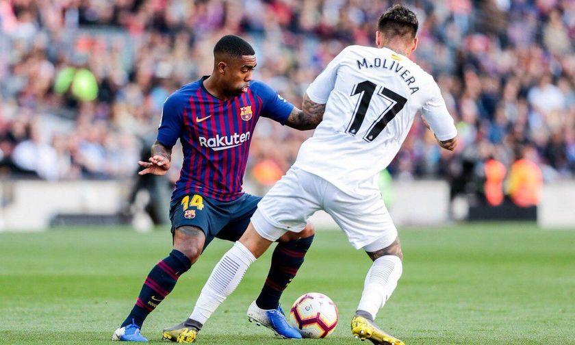 La Liga: Νίκη με σβηστές μηχανές για τη Μπαρτσελόνα, 2-0 τη Χετάφε (αποτελέσματα, βαθμολογία, vid)