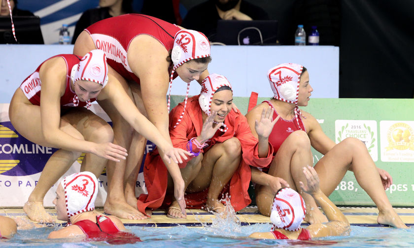 Έτοιμος ο Ολυμπιακός για τον τέταρτο τελικό