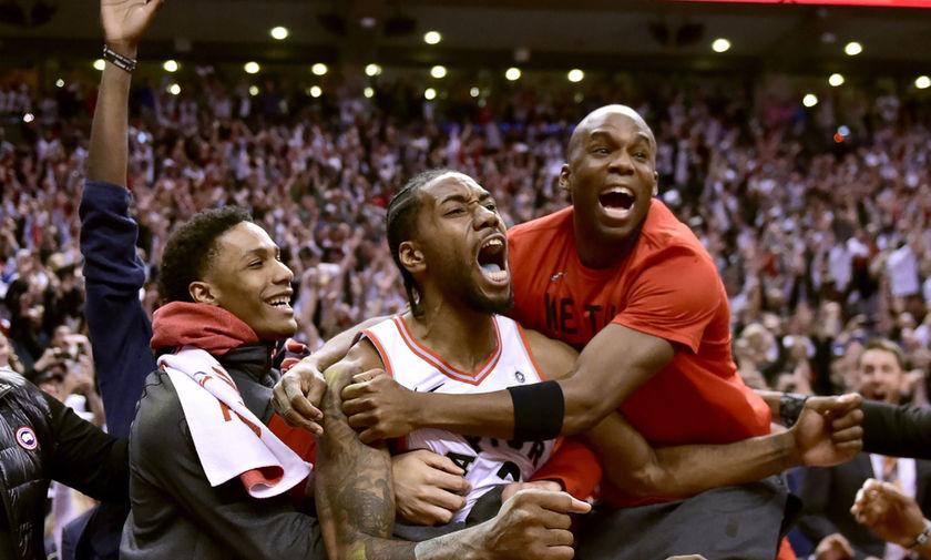NBA: Μπλέιζερς και Τορόντο στους τελικούς Δύσης και Ανατολής (vid)