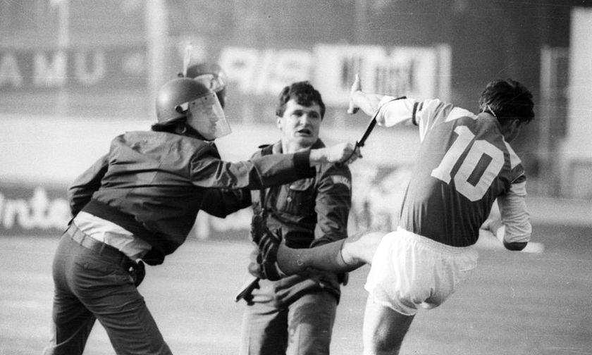 Το ματς της δεκαετίας που έγινε «πόλεμος» και ο Μπόμπαν (vid)