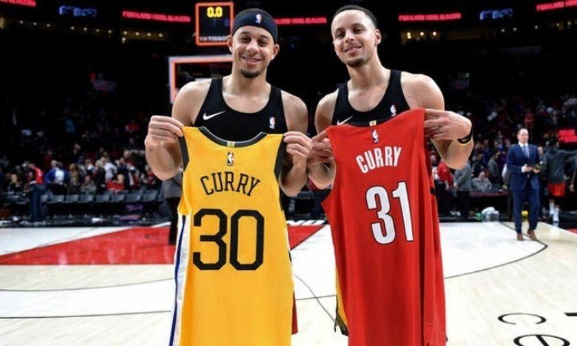 ΝΒΑ: Τα αδέλφια Κάρι θα ζήσουν το όνειρό τους στους τελικούς της Δύσης