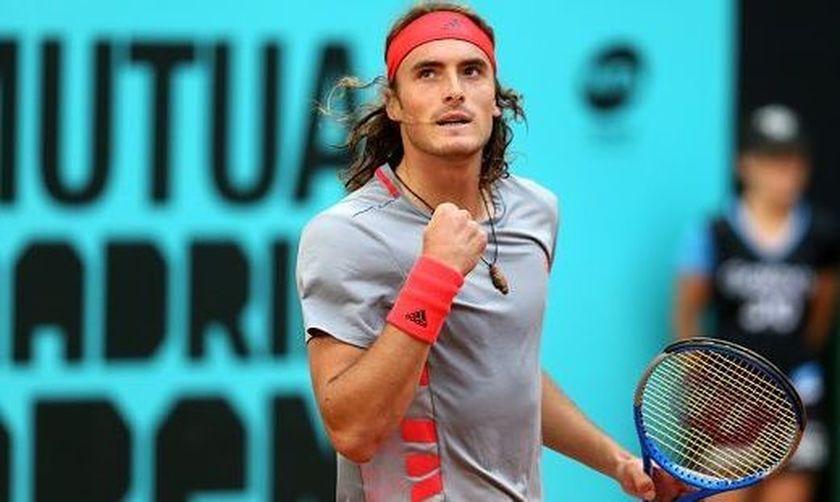 Όλο και πιο κοντά στα ATP Finals ο Στέφανος Tσιτσιπάς (pic)