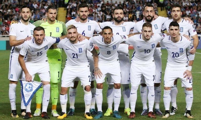 Η Εθνική προετοιμασία με Τουρκία για τα προκριματικά του Euro 2020