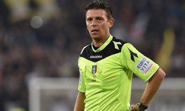 Ο Ρόκι διαιτητής στον τελικό του Europa League