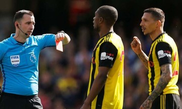 Έπεσε η ποινή του Χολέμπας, παίζει στον τελικό του FA Cup