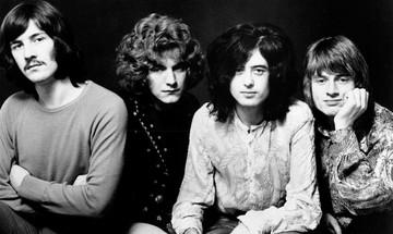 Στην οθόνη οι Led Zeppelin