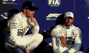 Mercedes: Η επιστροφή του Χάμιλτον και το δίλημμα με Μπότας