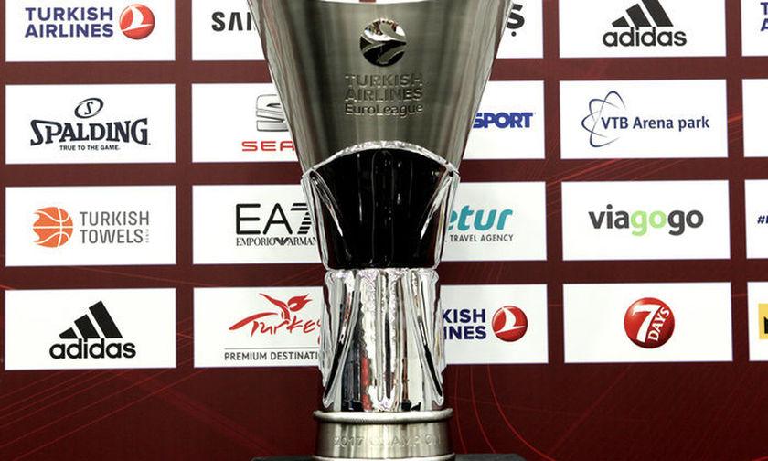 Euroleague φάιναλ φορ: Σαν λείπουν ο Ολυμπιακός και ο Παναθηναϊκός «χορεύει» η ΤΣΣΚΑ