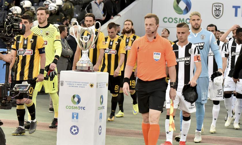 Kαι ο «δικός» μας Φέλιξ Σβάιερ στον τελικό του Champions League
