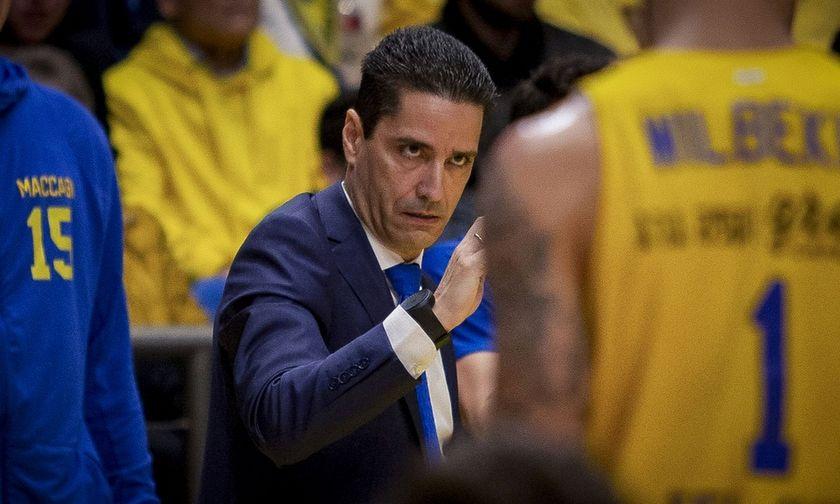 Σφαιρόπουλος: «Αν χτυπούσαν στην Ελλάδα φυσιοθεραπευτή, θα παίρναμε το ματς με σκορ 20-0»