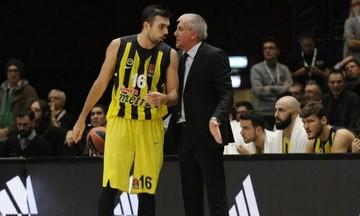 Ομπράντοβιτς: «Ο Σλούκας ξέρει πόσο πολύ τον εμπιστεύομαι»