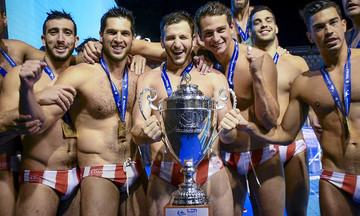 Ποιο κανάλι θα δείξει τον Ολυμπιακό στο  Final 8 του LEN Champions League