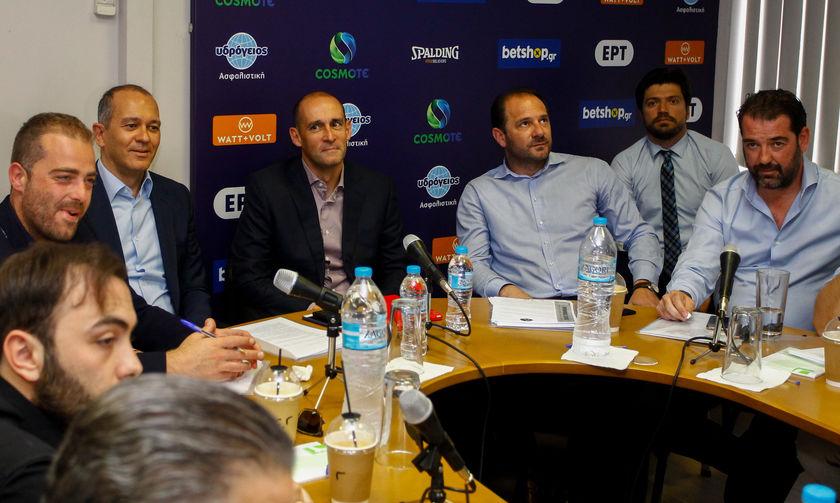 Γαλατσόπουλος: «Η ΕΟΚ συμφωνεί για την αναδιάρθρωση»