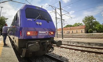 Αθήνα - Θεσσαλονίκη σε 4 ώρες με ηλεκτροδοτούμενο τρένο