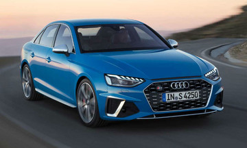 Πιο δυναμικό από ποτέ το νέο Audi A4