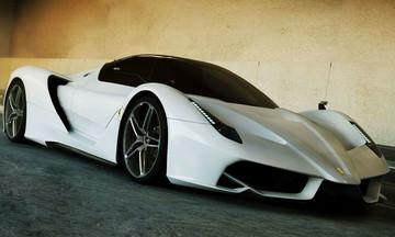 Προ των πυλών υβριδική Ferrari 1.000 ίππων!