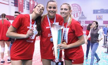 Έμεινε η Ζακχαίου, στη Θέτιδα η Βλαχάκη, φεύγουν έξι από τον Ολυμπιακό, στα υπόψιν η Λαζάρεβιτς!