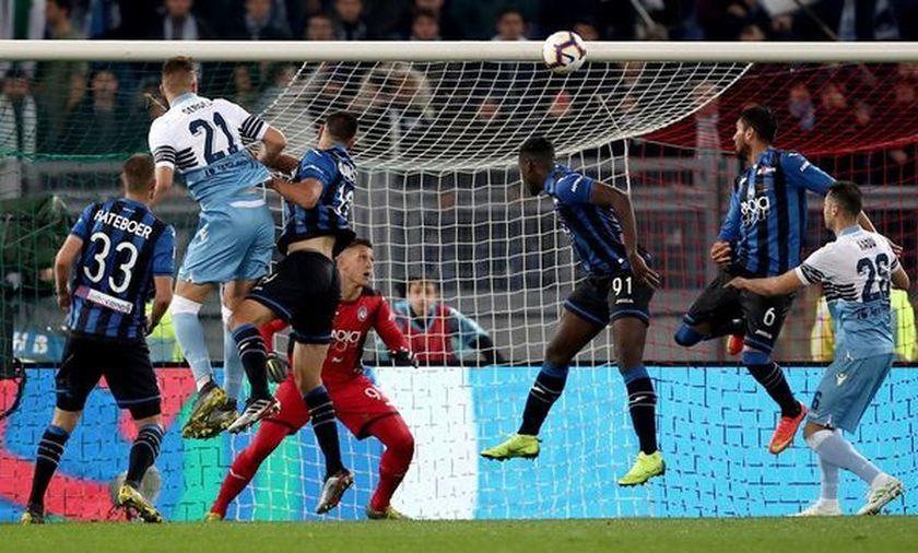 Η Λάτσιο Κυπελλούχος Ιταλίας, 2-0 την Αταλάντα