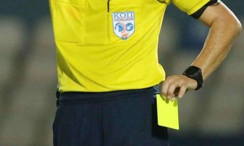Μετράνε οι κίτρινες κάρτες στα μπαράζ ΟΦΗ-Πλατανιάς