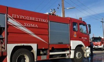 Βυτιοφόρο συγκρούστηκε με φορτηγό στη Λεωφόρο Κορωπίου – Μαρκοπούλου!