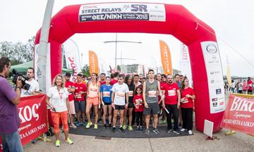 Η Θεσσαλονίκη «τρέχει» για τον Πόντο στα Βίκος Street Relays της Κυριακής