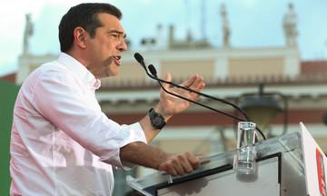 Ο Τσίπρας μιλάει την Κυριακή στο Πασαλιμάνι