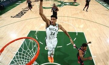 NBA Playoffs: Η μίνι ταινία του πρώτου τελικού ανάμεσα σε Μπακς και Ράπτορς