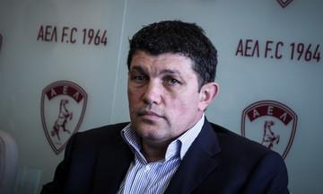 Πέτριτς: «Στόχος μου να πάει στον τελικό του Κυπέλλου η ΑΕΛ και να βγει στην Ευρώπη»
