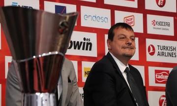 EuroLeague Final Four 2019 - Αταμάν: «Περήφανος και χαρούμενος - Ανυπομονώ για τον τελικό»