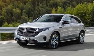Oι τιμές της ηλεκτρικής Mercedes EQC στην Ελλάδα