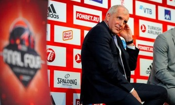 EuroLeague Final Four 2019 - Ομπράντοβιτς: «Λέτε να μην δουλέψαμε για τον Λάρκιν;»