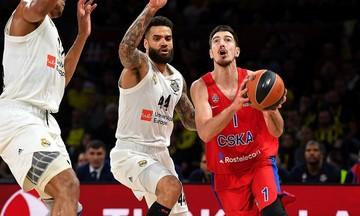 EuroLeague Final Four 2019 - Η ΤΣΣΚΑ έπαθε Ολυμπιακό - Στον τελικό με ανατροπή επί της Ρεάλ