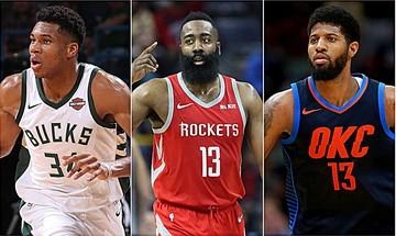 NBA: Υποψήφιος και επίσημα για MVP ο Γιάννης Αντετοκούνμπο (pic)