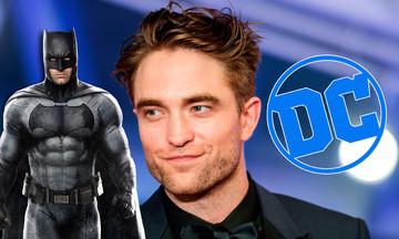 Ο Robert Pattinson θα είναι ο νέος Batman;