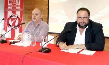 Μαρινάκης στη Θύρα 7: «Του χρόνου πιο δυνατοί»