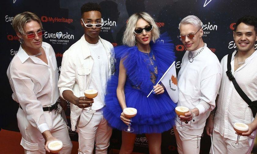 Eurovision 2019: Ξεσήκωσε το Τελ Αβίβ η Τάμτα! (vid)