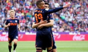 Στο Champions League η Βαλένθια (αποτελέσματα, βαθμολογία, highlights)