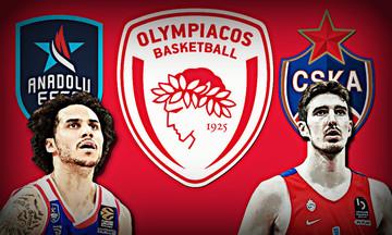 ΤΣΣΚΑ - Εφές: Δεν βρήκαν... Ολυμπιακό, πήγαν τελικό!