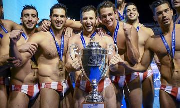LEN Champions League: Στις 21:30 ο προημιτελικός Ολυμπιακός - Μπρέσια