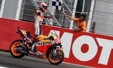 Grand Prix Γαλλίας: Νίκη για τον ακάθεκτο Μάρκεθ