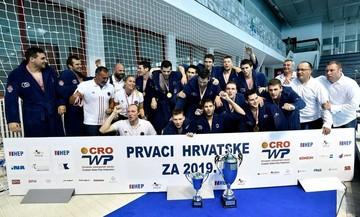 Πρωταθλητής Κροατίας ο Παπαναστασίου με τη Γιουγκ!
