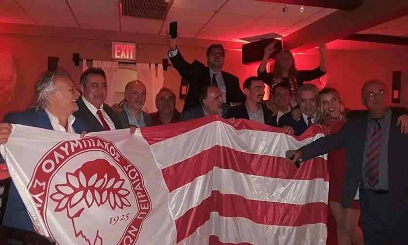 Λάζαρος στη Νέα Υόρκη: «Ομάδα για πρωτάθλημα»