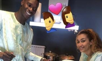 Βάφτισε την κόρη του ο Σισέ. Με καφτάνι και παραδοσιακό φαγητό Σενεγάλης