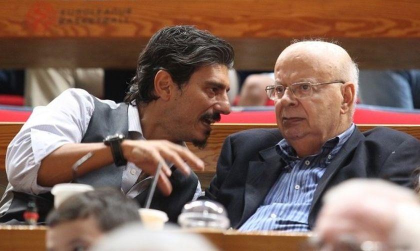 Εμφανίστηκε ο Βασιλακόπουλος, αλλά για τον Μπερτομέου: «Ο άνθρωπος που βάζει ανήθικα διλήμματα»