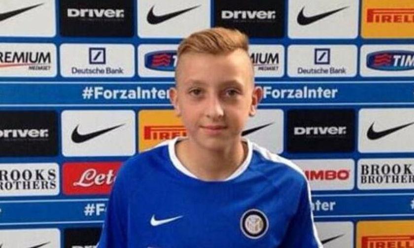 Πέθανε 15χρονος ποδοσφαιριστής της Ίντερ