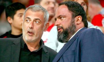 Βαγγέλης Μαρινάκης σε Ηλία Υφαντή: «Κουράγιο, είμαστε όλοι δίπλα σου»