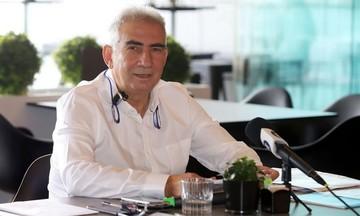 Ο Συμεωνίδης αδειάζει την Ομοσπονδία: «Δεν ήμουν στην κλήρωση - Υπέγραψα δύο μέρες μετά»