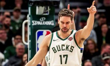 2019 FIBA Basketball World Cup: Δεν θα αγωνιστεί ο Πάου Γκασόλ με την Ισπανία
