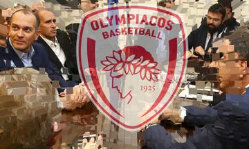 Ο Βασιλειάδης βγαίνει μπροστά για να σωθεί ο Ολυμπιακός, εν αναμονή του ΑΣΕΑΔ