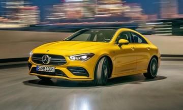 Οι τιμές της νέας Mercedes-Benz CLA Coupe